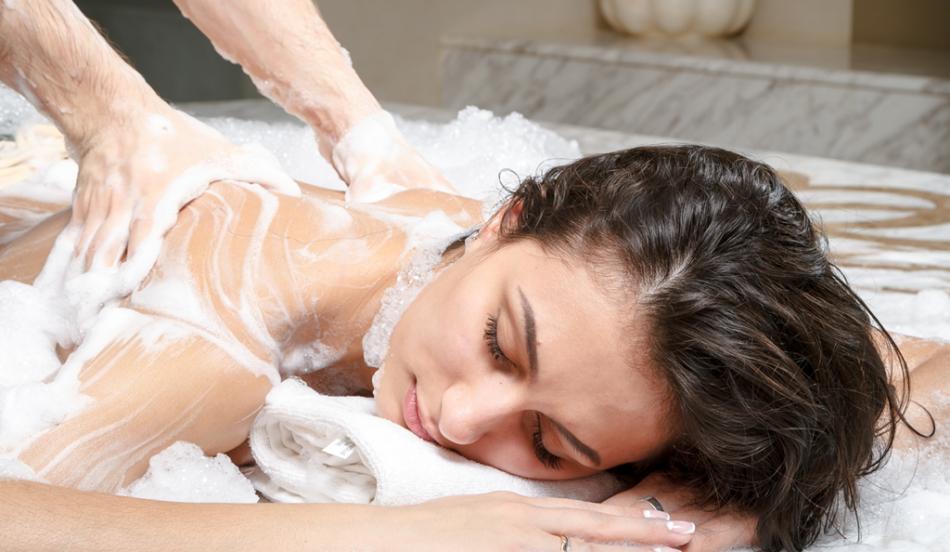 аквапенный индивидуальный массаж